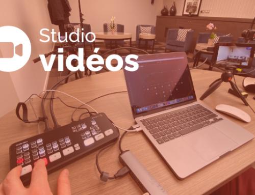 Studio vidéos : racontez-vous